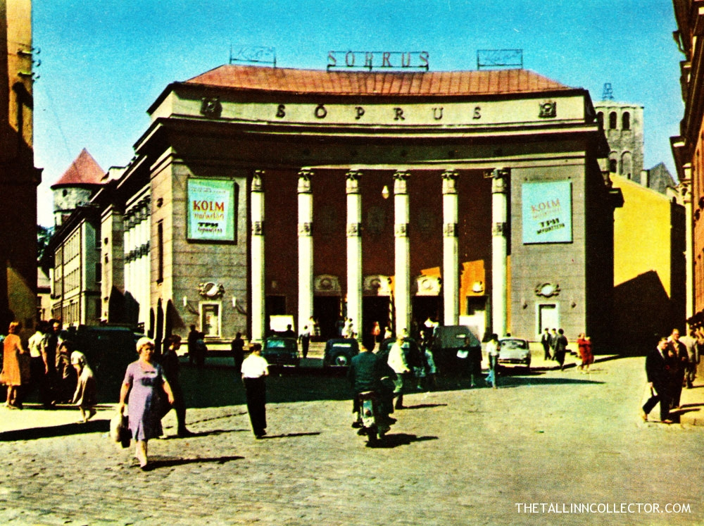 "Cinema ""Söprus"" (Friendship)"