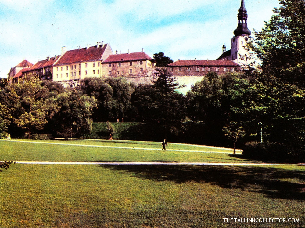 A view of Toompea