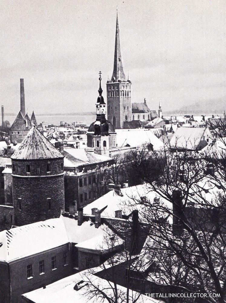 tallinn.winter