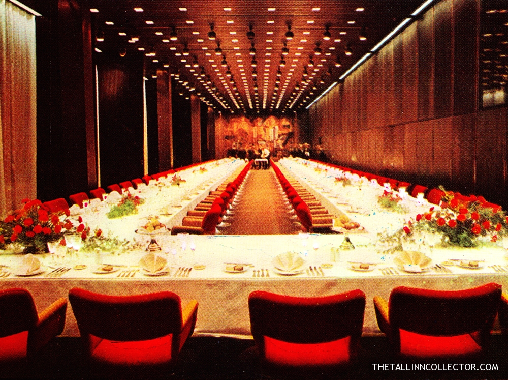 Banquet Hall on the 2nd floor