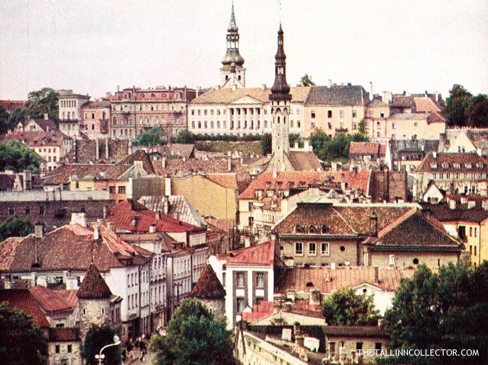 The mediaeval part of Tallinn