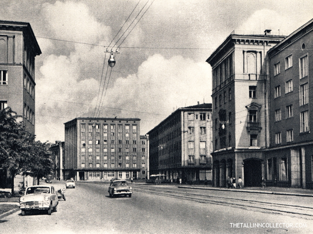 Narva Road