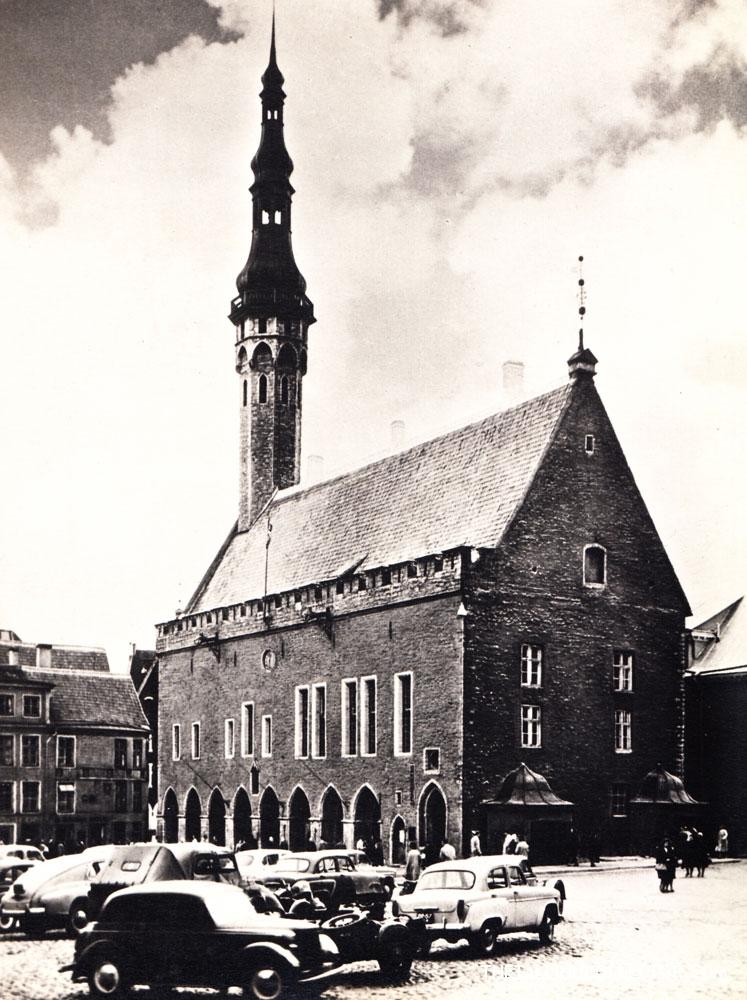 Tallinn. Raekoda