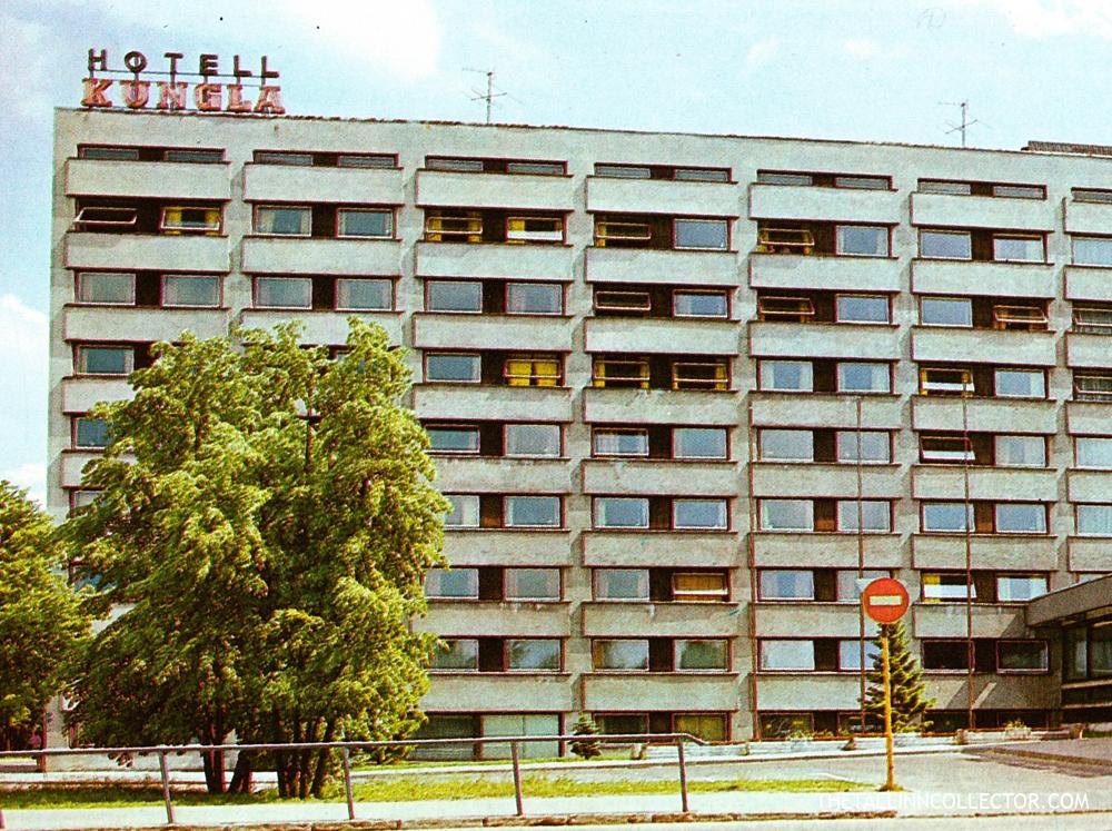 The Kungla Hotel. 1969